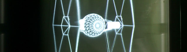 Interactive 360º Light Field Display