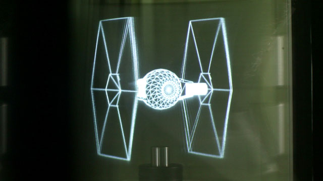 360º Light Field Display